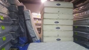 Simmons Beautyrest Pillow Top Memory Foam Mattresses