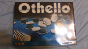 Sealed Othello game