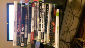 Video games for a variety of systems