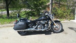 2008 YAMAHA V Star 1300 for Sale