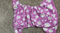 10 Kawaii Cloth Diapers with 20 Microfibre Inserts