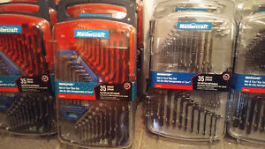 Tool Set Sale: DRILL BIT / WRENCH / ROUTER / ALLEN KEY SETS Kitchener / Waterloo Kitchener Area image 4