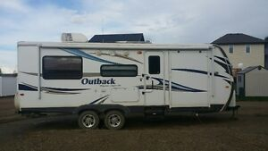 2012 Keystone Outback 230RS- half ton towable toy hauler REDUCED