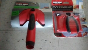 (1 ) Brand New Shur-Line paint pad  and  (1) Shur-Line edger.