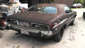 Looking for 72-74 Dodge Challenger Parts