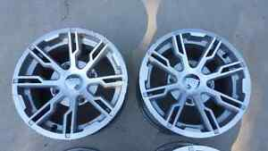 Can am factory rims