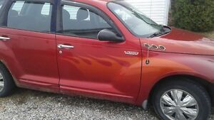 2003 Chrysler PT Cruiser Berline