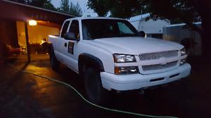 2004 Chevrolet Silverado 1500 4x4 145.000km