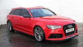 2013 Audi A6 2013 63 Audi RS6 4.0 V8 TFSI Bi Turbo Quattro Avant 699BHP Petrol r
