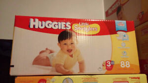 ~~~Huggies . Kirkland diapers and huggies pull up ~~for sale