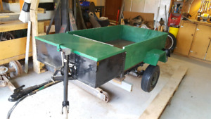 3ft by 5ft Utility trailer for Rent, or trade
