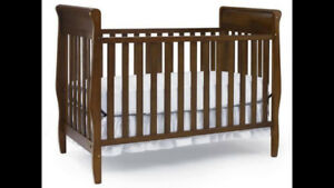 Sarah 4-in-1 convertible crib