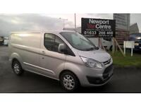 2014 14 FORD TRANSIT CUSTOM 2.2 290 LIMITED LOW ROOF 124 BHP DIESEL