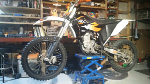 High end rebuilt ktm450sxf