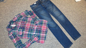 LADIES CLOTHING - ABERCROMBIE, PUMA, GAP, AAIKO, Hollister