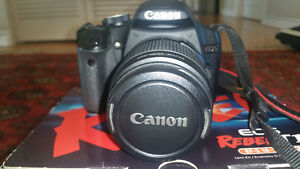 Canon EOS Rebel T1i Like New