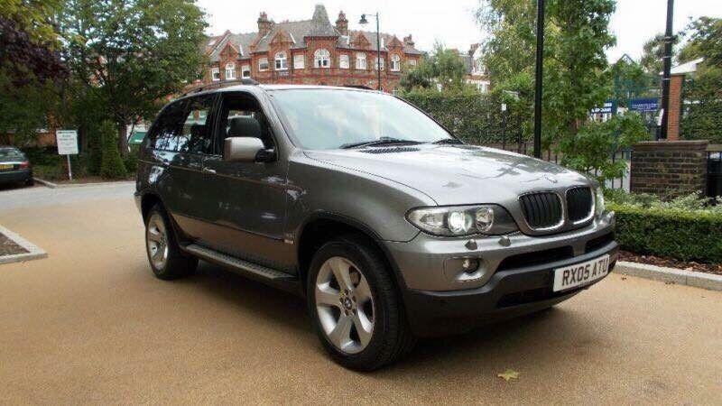 Bmw X5 E53 2005 3 0d Panoramic Sunroof Hd Video Surround