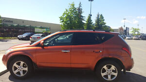 2004 Nissan Other SUV, Crossover