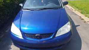 honda civic coupe automatique 2004