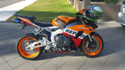 REDUCED 2007 Honda Repsol 1000RR GENUINE Low Low Kms 16147 Balga Stirling Area Preview