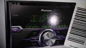 Pioneed CD RDS Receiver Double Din Car Deck/Stéréo