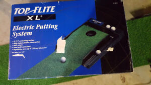 Electric Putting System By Top Flite