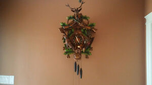 Antique Cuckoo Clock - PRICE REDUCED