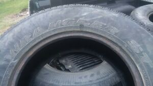 265/70/R17 goodyear wrangler tires