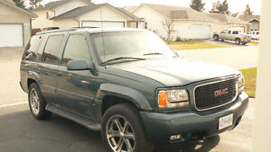 2000 GMC Other SUV, Crossover