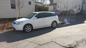 2007 Toyota Matrix XR - Summer & Winter Tires included