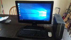 "Acer Mini Desktop Computer With HDMI 26"" TV/Monitor"