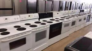 ECONOPLUS OTTAWA SUPER SPECIAL SALE  ON SELECTION OF WHITE COIL 24 INCHES STOVES   FROM 249 $ TX INCLUDED