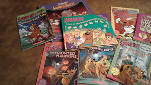 Scooby Doo Books Kitchener / Waterloo Kitchener Area image 2