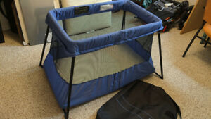 Babybjorn travel crib with bag