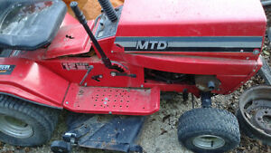 Selling Two MTD Riding Mowers