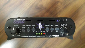 ART Pro Audio TubeMP Project Series with USB and adapter