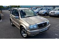 SUZUKI GRAND VITARA 4X4 LWB 5 DOOR NICE MILES LOVELY HISTORY GREAT VALUE ESTATE