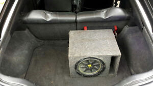 Sub and AMP for sale!