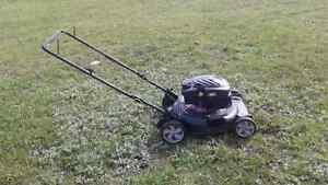 2 lawn mowers for sale in north battleford