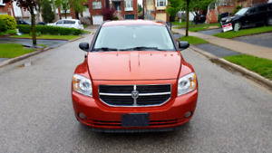 2007 DODGE CALIBER E-TESTED 160KM ONLY