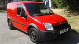2006 FORD TRANSIT CONNECT 1.8 TDCI L220 SWB PANEL VAN FULL MOT CAMBELTED PX SWAP