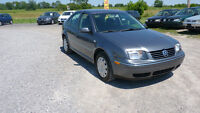2007 VW CITY JETTA 2.0L, AUTOMATIC, $5900