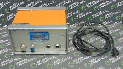 Used Orbisphere Laboratories Model 2606 Oxygen Indicator 29034 2986