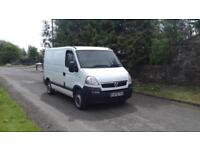 Vauxhall Movano 2.5CDTI Swb##Only 77k miles##