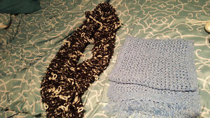 2 never worn scarfs for sale