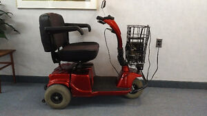 Fortress 1700 Mobility Scooter for Sale