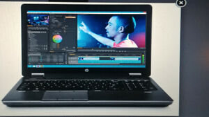 Laptop hp zbook15 win 10 pro prix vente rapide