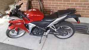 2012 Honda CBR250R