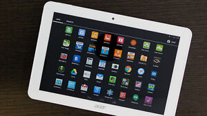 """Tablet Acer Iconia One  -  10.1"""" - 16GB. 1.3Ghz"""