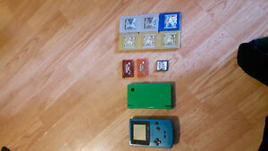 Gameboy consoles and pokemon games